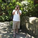 Az igazi fotós lefényképezi azt, aki épp őt fényképezi. Akkor ki is most az igazi fotós?
