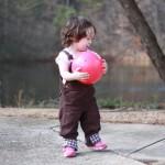 A labda szakszerű szorongatása.